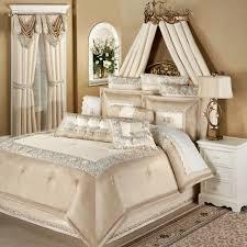 neoteric ideas luxury comforter set elegante faux silk bedding