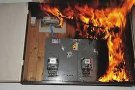 electrical fire in a household fuse box photographic print uk fuse box colours electrical fire in a household fuse box