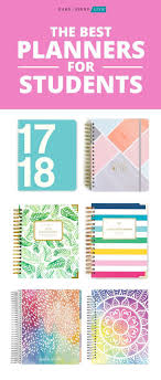 Best Academic Planner For College Students The Best Planners For Students Online Courses Pinterest