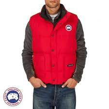 ... Canada Goose Freestyle Vest Gilet Red
