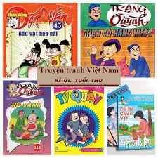Điểm lại 6 bộ truyện tranh Việt Nam gắn liền tuổi thơ của thế hệ 9x: Bạn có  còn nhớ? - BlogAnChoi