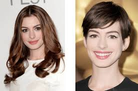Now you know how to pair your hair type and face shape with different types of haircuts for long hair. Celebrities Long Hair Vs Short Hair Reelrundown