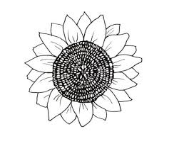Small Picture Sunflower Coloring Pages For Kids With Flowers Flower Coloring