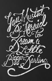 Dream A Little Dream Quotes Best of A Precious Hand Lettered Quote From The Movie Inception You Mustn