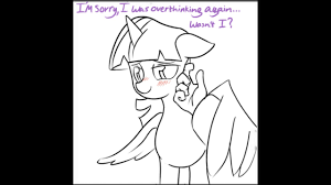 Not Doing Hurtful Things To Your Waifu Chart Twilight Sparkle