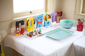 Mickey Mouse DIY Birthday Party via Karas Party Ideas KarasPartyIdeas14