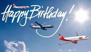 Geburtstag einladung geburtstag flugtickets einladungskarten geburtstag gutscheine vorlagen zeitung jahre schlafzimmer. Luftfahrt Seit 10 Jahren Ist Niki Unterwegs