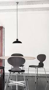 dining room ǁ fritz hansen s ant chair by arne jacobsen 6631p l