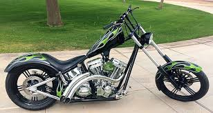 2001 west coast choppers el borracho custom built chopper by jesse