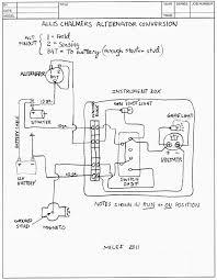 Tractor alternator wiring diagram ansis me best of allis chalmers in b
