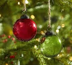 red mercury glass mercury decorations entrancing red green mercury glass ball ornaments set of 6 red mercury glass