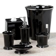 Houzz Bathroom Accessories Black And White Bathroom Accessories Bathroom