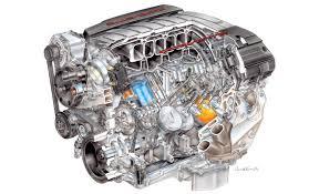 photos c7 corvette v 8 engine