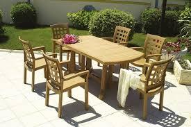 rectangular plastic garden table sst
