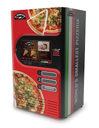 Pizza Vending Machine For Sale Impressive The 4848 Pizza Box PMQ Pizza Magazine