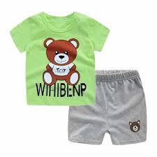 2019 new summer children's short sleeve t shirt <b>cartoon baby boy t</b> ...