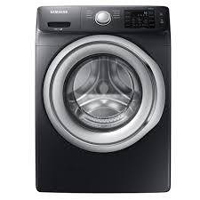 samsung silver care washer. Exellent Samsung Samsung 45 Cu Ft High Efficiency Front Load Washer In Black Stainless  ENERGY In Silver Care