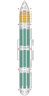 Cathay Pacific 773 Seating Chart Cathay Pacific Premium Economy Seating Plan Best