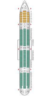 Cathay Pacific Premium Economy Seating Plan Best