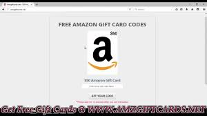 how to get free amazon gift card codes 50 march 2017