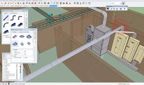 3d Warehouse Design Software Free Trimble Mepdesigner For Sketchup Sketchup Extension Warehouse