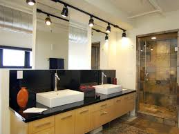 track lighting bathroom. track lighting bathroom vanity fancy plush design for admirable home apartment ideas shows .