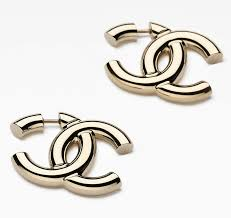 chanel earrings price. chanel classic cc earrings style code: a96517 price: $725 usd, \u20ac610 euro, £550 gbp, $980 sgd, $5000 hkd, $940 aud, ¥74520 jpy, ¥4700 cny price h