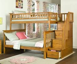 Kids Furniture, Crate And Barrel Bunk Beds Children's Playroom Furniture  Bed With White And Turquoise ...