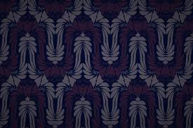 Definition Of Pattern In Art Custom Free Art Nouveau Style Wallpaper Patterns