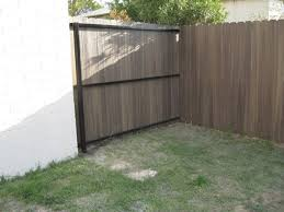 Synthetic Wood Fences Affordable Fence Gates