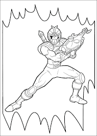 Power Rangers Coloring Pages Power Rangers Coloring Pages Free Power