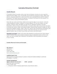 American Resume Template Example Of Resume American Cv Template Word