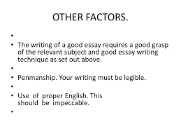 writing postgraduate essays ppt the writing of a good essay requires a good grasp of the relevant