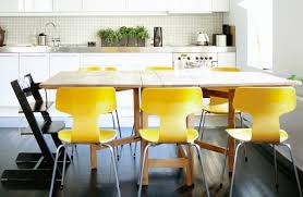 Yellow dining room chairs Upholstered Dining 43 Yellow Dining Chairs Interior Design Ideas Theramirocom Antique Kitchen Chairs Blue And Yellow Dining Room Chairs Colorful
