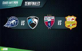 Semifinales Liga de Expansión MX. Así se jugarán los partidos