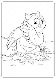 We have collected 30+ disney bambi coloring page images of various designs for you to color. Printable Disney Bambi Friend Owl Coloring Pages