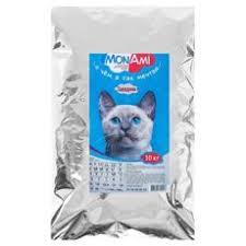 <b>Mon Ami</b> Сухой корм для <b>взрослых</b> кошек всех пород, со вкусом ...