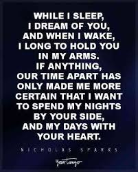 Love Quotes For Him Mesmerizing 48 Long Distance Love Quotes For Him Across The Miles YourTango