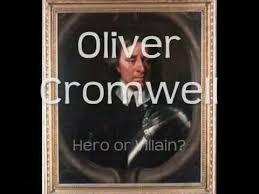 oliver cromwell villain