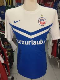 Match worn issue neville hansa rostock 1996/1998 soccer football shirt size l/xl. Hansa Rostock Home Football Shirt 2014 2015 Sponsored By Kurzurlaub