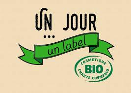 Cosmetique Bio Charte Cosmebio Un Jour Un Label Cosmebio