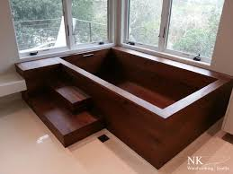 large size of bathroom tub surround ideas bathtub cover wood round wooden tub round wood