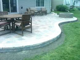 large stone pavers patio design ideas large size of designs for backyard with lovely paving stone