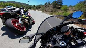 SuperBikes On The Way - <b>Yamaha R1</b> M Vs Aprilia Rsv4 RF ...
