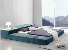 unique bed. Beautiful Bed Modern Blue Bed With Unique Design On Unique Bed B