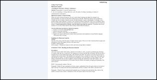 Critical Analysis Essay N Example Literary Rhetorical