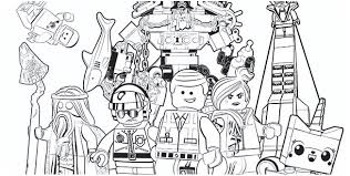 Small Picture Printable Coloring Pages Lego Coloring Pages
