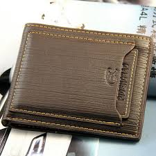 men s bifold leather wallet bm0007 bl1