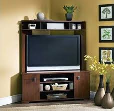 corner wall mount tv stand with shelf shelves regarding wood corner tv stand with mount