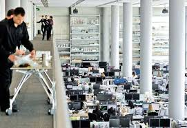 norman foster office. Office Tour: Inside Foster + Partners Headquarters   Norman Foster, Spaces And Architects S
